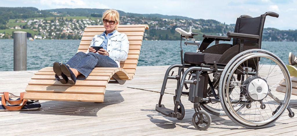 Elektromobile, Scooter, elektrische Rollstühle und Zusatzantriebe für Rollstühle