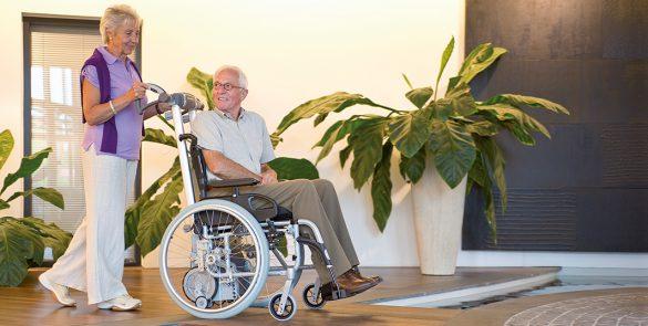 Reha-Technik - individuelle Beratung für elektrische Rollstühle, Scooter, Badehilfsmittel, Einlagen und mehr